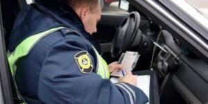 Отказ водителя от прохождения медицинского освидетельствования